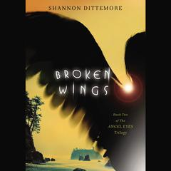 Broken Wings by Shannon Dittemore audiobook