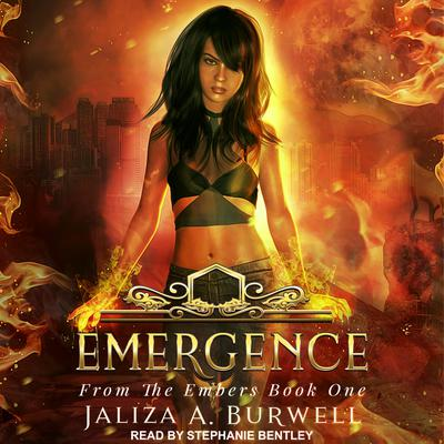 Emergence by Jaliza A. Burwell audiobook