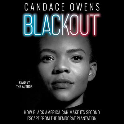 Blackout by Candace Owens audiobook