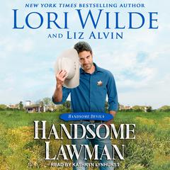 Handsome Lawman by Lori Wilde audiobook