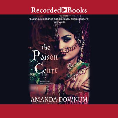 The Poison Court by Amanda Downum audiobook