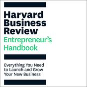 The Harvard Business Review Entrepreneur's Handbook by  Harvard Business Review audiobook