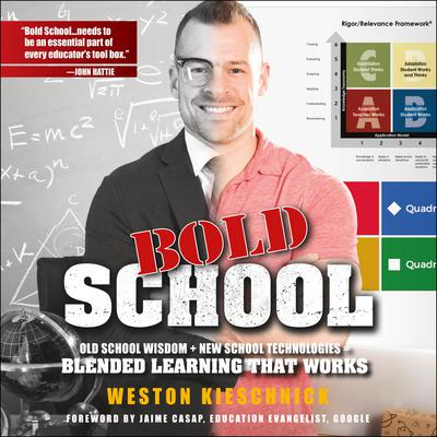 Bold School by Weston Kieschnick audiobook