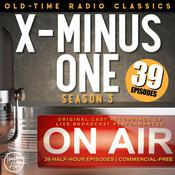 X MINUS ONE: SEASON THREE by  Poul Anderson audiobook