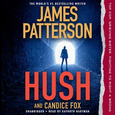 Hush by James Patterson audiobook