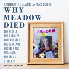 Why Meadow Died by Max Eden audiobook