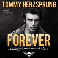 Forever—Solange wir uns halten (Gay Romance German Edition) by Tommy Herzsprung audiobook