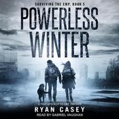 Powerless Winter by  Ryan Casey audiobook