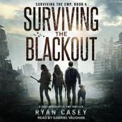 Surviving the Blackout by  Ryan Casey audiobook