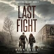 The Last Fight by  Ryan Casey audiobook