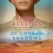 Of Love and Shadows by  Isabel Allende audiobook