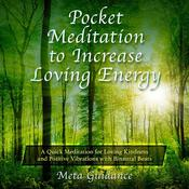 Pocket Meditation to Increase Loving Energy by  Meta Guidance audiobook