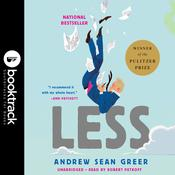 Less (Winner of the Pulitzer Prize) by  Andrew Sean Greer audiobook