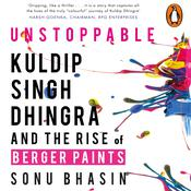 Unstoppable by  Sonu Bhasin audiobook