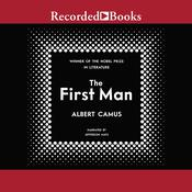 The First Man by  Albert Camus audiobook