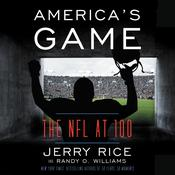 America's Game by  Jerry Rice audiobook