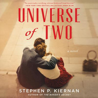 Universe of Two by Stephen P. Kiernan audiobook
