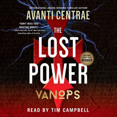 VanOps by Avanti Centrae audiobook