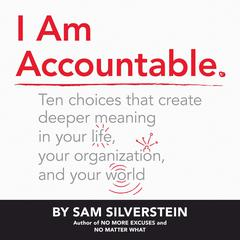 I Am Accountable by Sam Silverstein audiobook