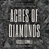Acres of Diamonds by  Russell Conwell audiobook