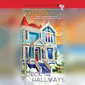 Deck the Hallways by  Kate Carlisle audiobook
