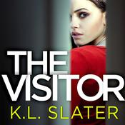 The Visitor by  K. L. Slater audiobook