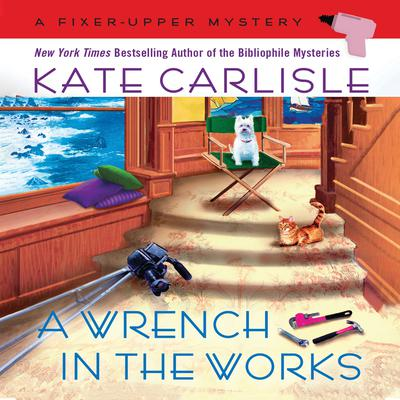 A Wrench in the Works by Kate Carlisle audiobook