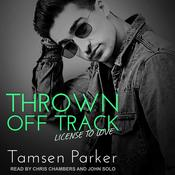 Thrown Off Track by  Tamsen Parker audiobook
