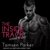 The Inside Track by  Tamsen Parker audiobook