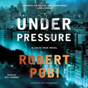 Under Pressure by  Robert Pobi audiobook