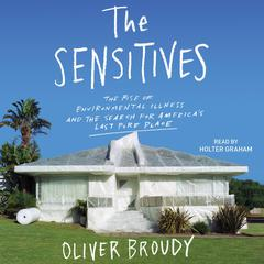The Sensitives by Oliver Broudy audiobook