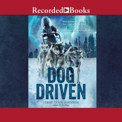 Dog Driven by Terry Lynn Johnson audiobook