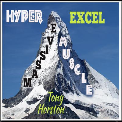 Hyper Excel - Massive Muscle by Tony Horston audiobook
