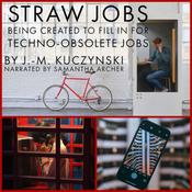 Straw Jobs Being Created to Fill in for Techno-obsolete Jobs by  J.-M. Kuczynski audiobook