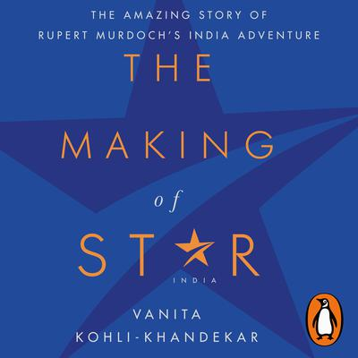 The Making of Star by Vanita Kohli audiobook