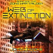 Web of Extinction by  John Conroe audiobook