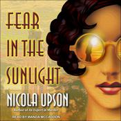 Fear in the Sunlight by  Nicola Upson audiobook