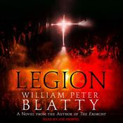 Legion by  William Peter Blatty audiobook