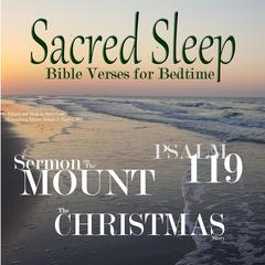 Sacred Sleep: Bible Verses for Bedtime by Various  audiobook