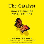 Catalyst by  Jonah Berger audiobook