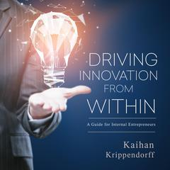Driving Innovation from Within by Kaihan Krippendorff audiobook
