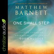 One Small Step by  Matthew Barnett audiobook