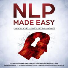 NLP Made Easy by Phil Nolan audiobook