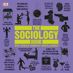 The Sociology Book by Sarah Tomley audiobook