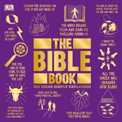 The Bible Book by DK  Books audiobook