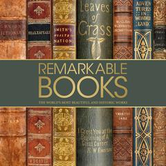 Remarkable Books by DK  Books audiobook