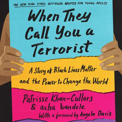 When They Call You a Terrorist by Asha Bandele audiobook