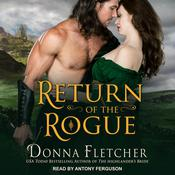 Return of the Rogue by  Donna Fletcher audiobook