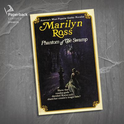 Phantom of the Swamp by Marilyn Ross audiobook