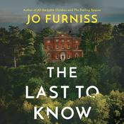 The Last to Know by  Jo Furniss audiobook